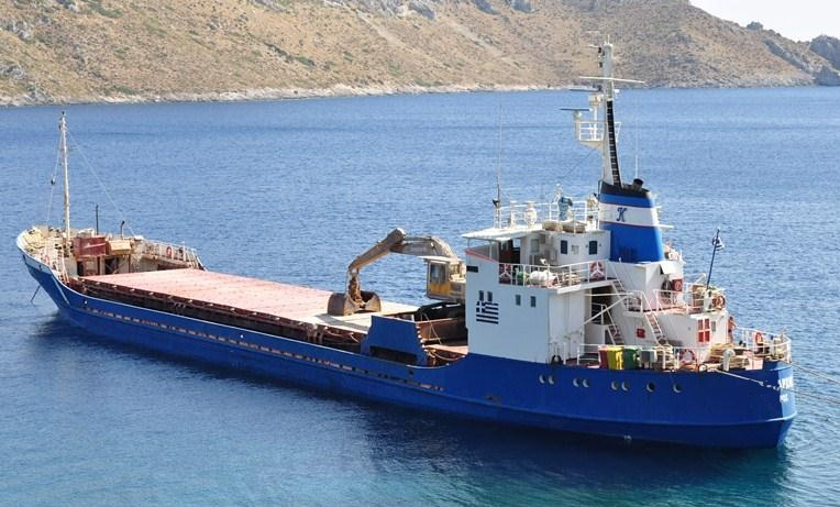 70m General Cargo Ship 1969 - Self Discharger - DWT 2200 For Sale