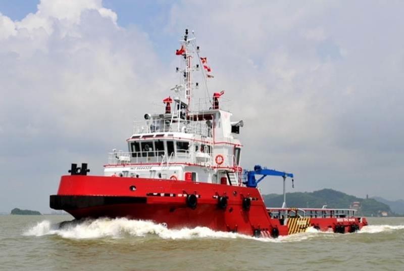 45m AHT  Anchor Handling Tug Boat 2013 - Bow Thruster For Sale