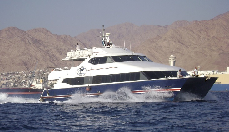 22m High Speed Ferry 1997 - 185 PAX For Sale