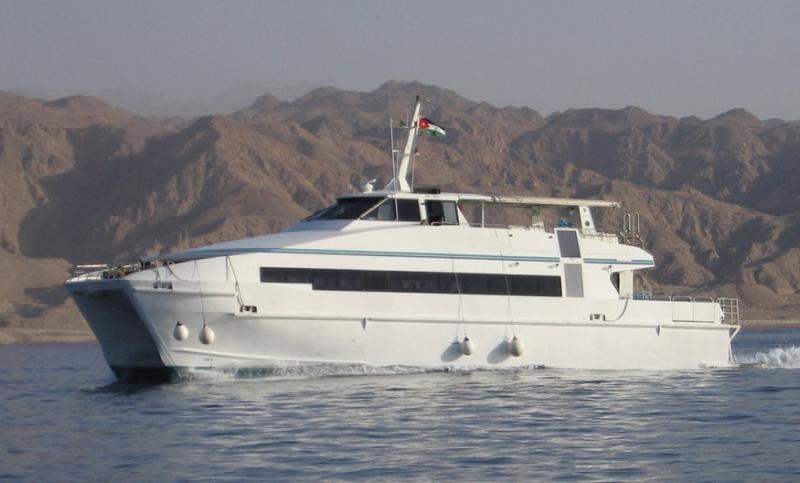 23m High Speed Ferry 1998 - 150 PAX For Sale