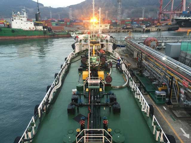 59m Oil Tanker 2013 - DH DB - DWT 1034 For Sale