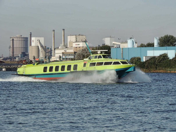 28m X 2 Hydrofoil High Speed Ferries - 79 PAX - 32 Knots For Sale