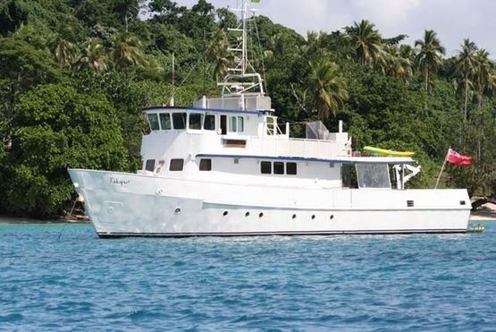 29m Expedition Motor Yacht 1980 - Former Navy Patrol Vessel For Sale