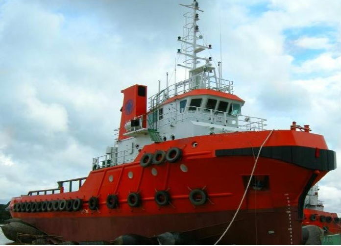 32m Tug Boat 2008 - BP 40T For Sale