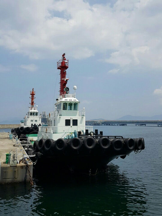 37m Harbor Tug Boat 2008 - BP 55t For Sale