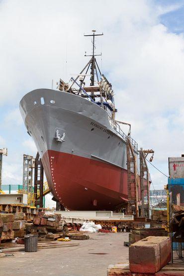 30m Trawler 1981 - Rebuilt 2002 For Sale