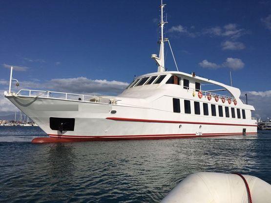 33m Passenger Ferry Vessel 2007 - 240 PAX For Sale