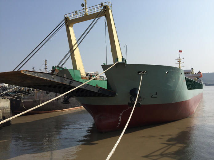91M x 4 Units Self Propelled Barge - DWT 5083 5178 5166 and 5000 For Sale