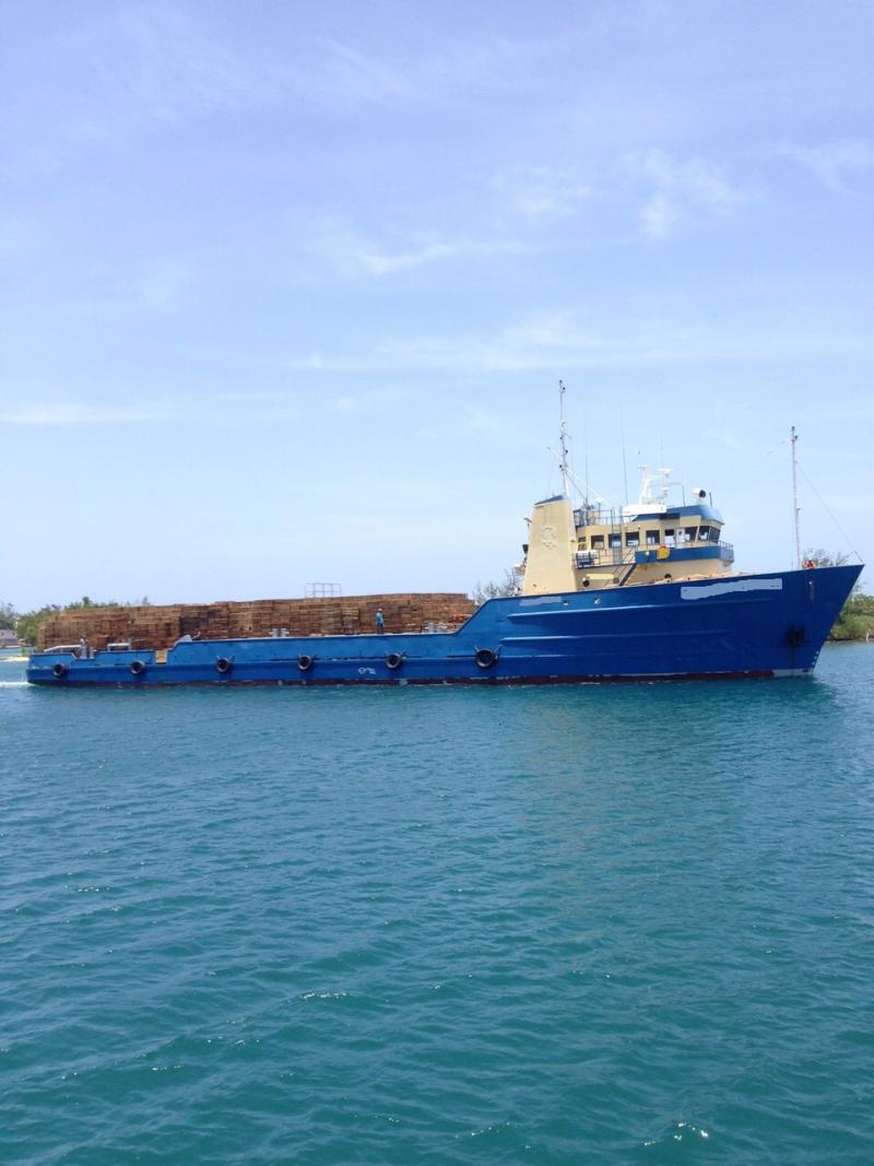 52m Offshore Supply Vessel - DWT 780 -For Sale