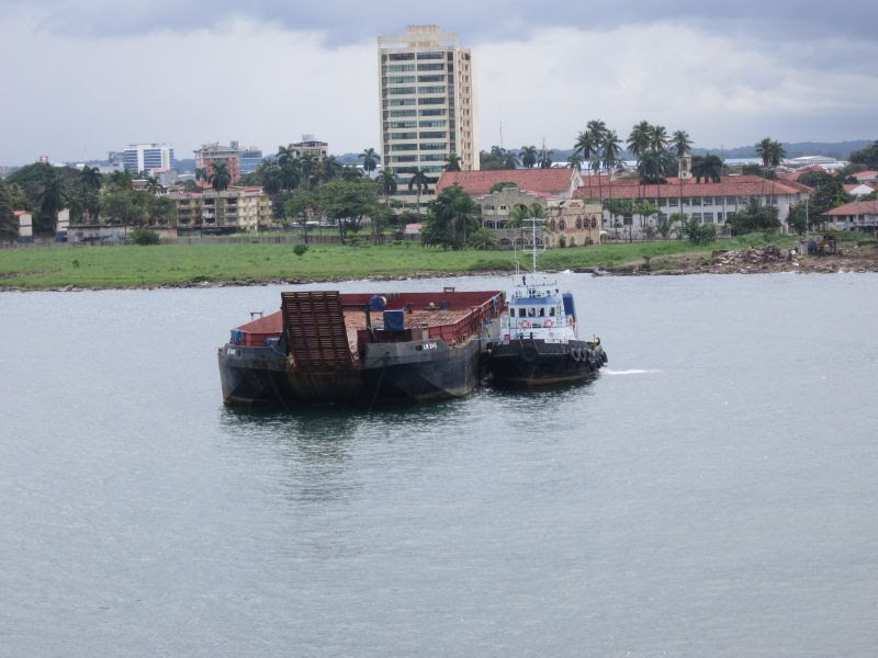 27m Tug Boat and Barge - DWT 4550 - For Time Charter