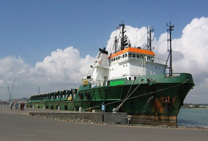 81m Platform Supply Vessel - DWT 4000 - For Sale
