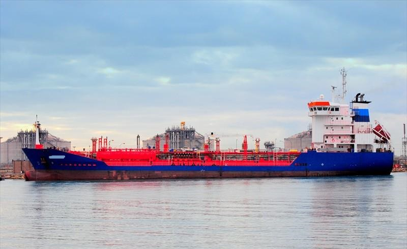106m Chemical/Product Tanker IMO II - DWT 5717 - For Sale