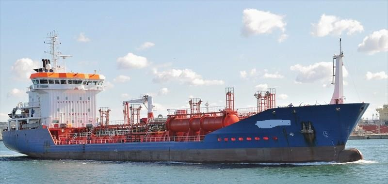 106m Chemical/Product Tanker IMO II - DWT 5820 - For Sale