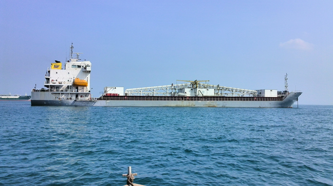 116m Cement Carrier 2014 - Pneumatic Discharge - DWT 9000 For Sale
