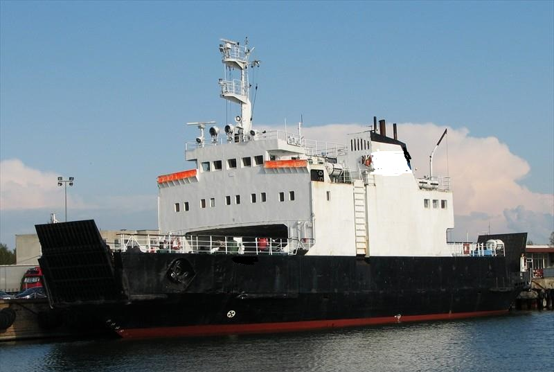 50m Roll On Roll Off Passenger vessel - DWT 254 - For Sale