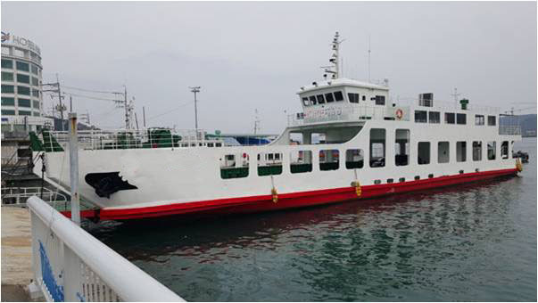 50m Roll On Roll Off Passenger vessel - 211Persons -30 Cars - For sale