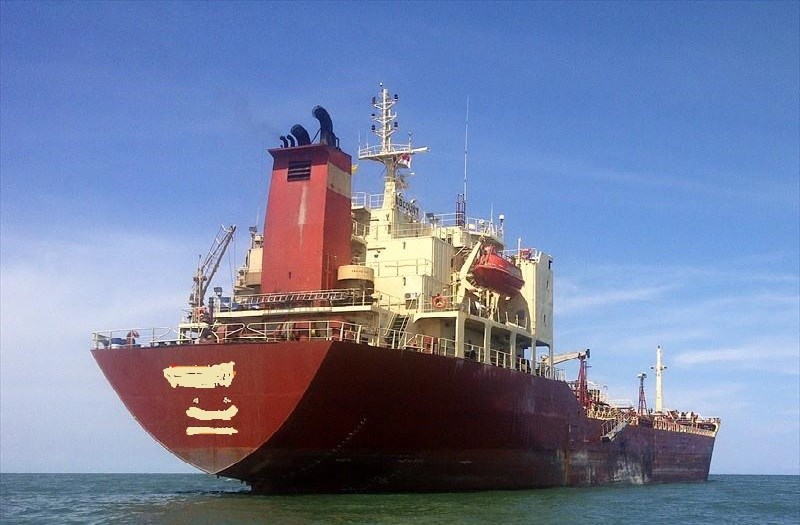 123m Oil/Chemical Tanker - DWT 11042 - For Sale