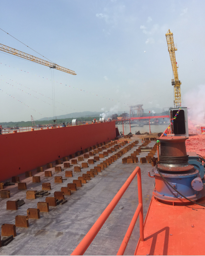 150m Floating Dock -  Total Lifting Capacity 5000t For Sale
