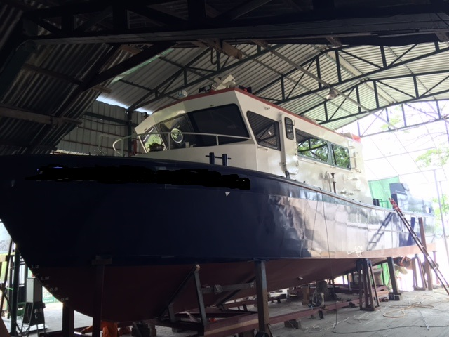 18m  Crew Supply Boat - 30 Persons For Sale