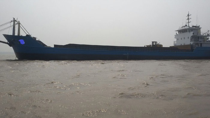 70m Self Propelled Barge - LCT - DWT 1825 For Sale