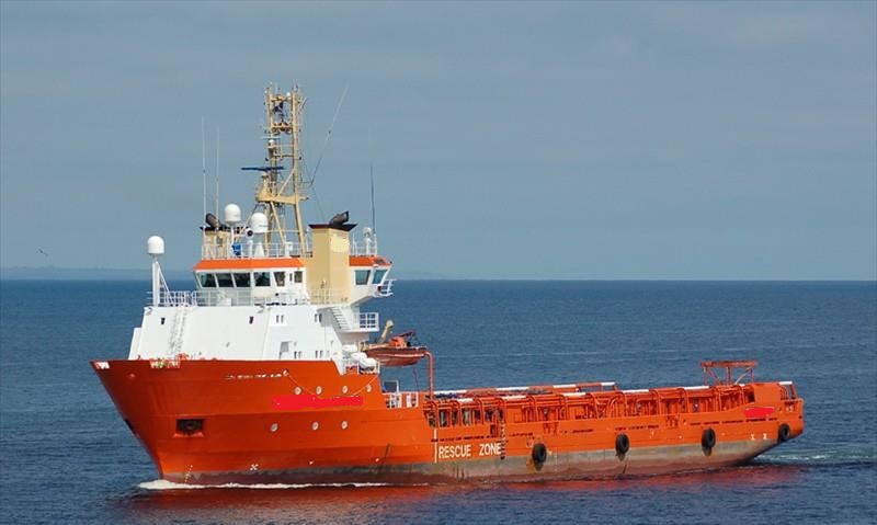 84m Offshore Supply Vessel - DWT 4587 For Sale