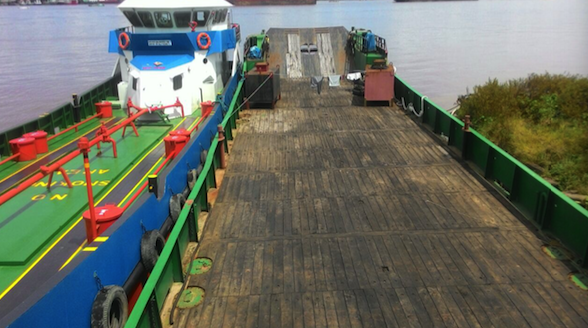 36m Landing Craft Transporter - DWT 300 For Sale