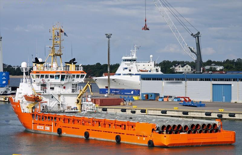 84m Platform Supply Vessel Built 1996 - DWT 4560 For Sale