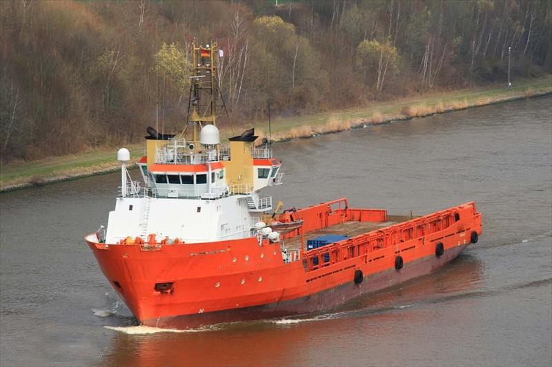 84m Platform Supply Vessel Built 1998 - DWT 4587 For Sale