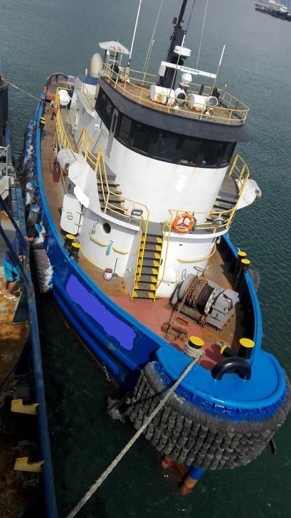 34m Harbor Tug Boat - Bollard Pull 64 tons For Sale