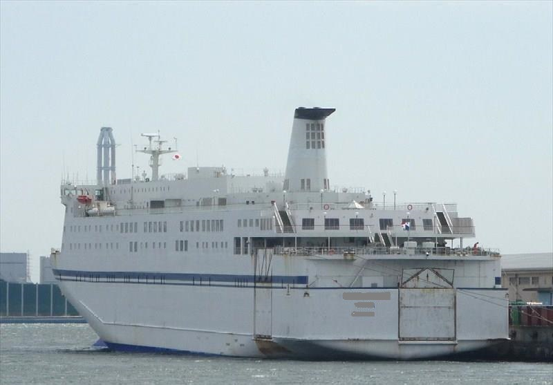 193m Roll On Roll Off Passenger Vessel - DWT 6368 For Sale