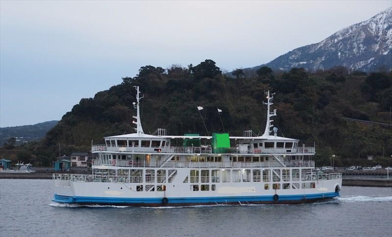 53m Roll On Roll Off Passenger Ship - DWT 340 For Sale