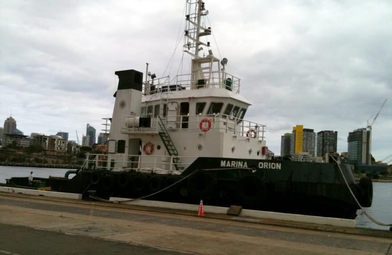 3600 bhp Ocean Tug for sale