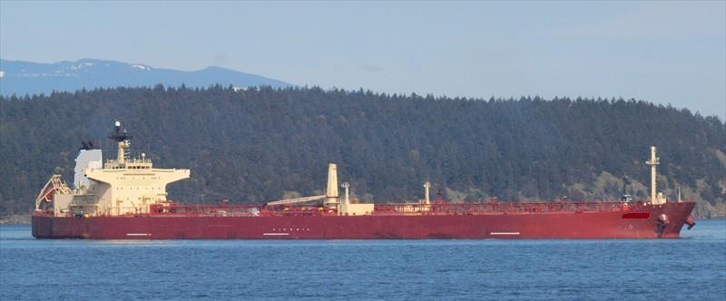 243m Aframax Crude Tanker - DWT 106553