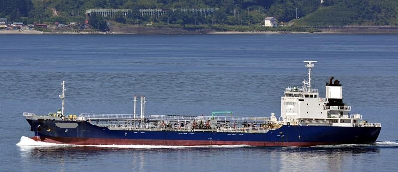 105m  Crude Oil Tanker Built 2007 - DWT 5470 For Sale