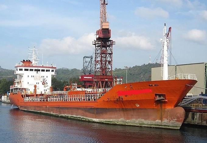 109m Product Tanker 2001 Built - DWT 5554 For Sale