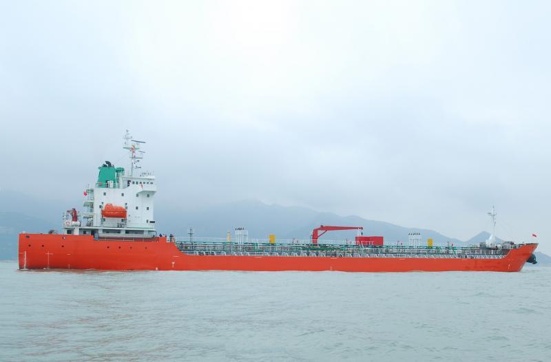 135m Oil Chemical Tanker - DWT 12741 For Sale