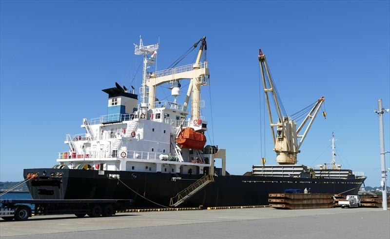 96m General Cargo  Vessel Tween Decker - DWT 5500 For Sale