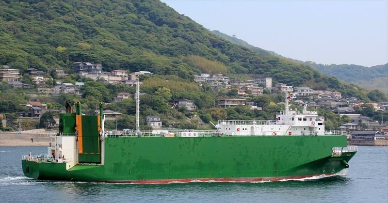 84m Pure Car Carrier - DWT 1277 For Sale