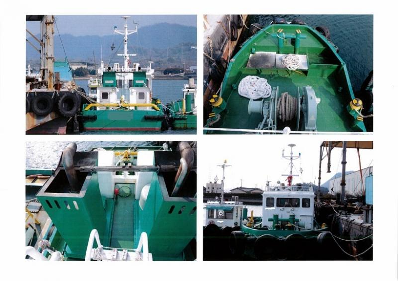 16m Towing Tug 1000 ps -  Built 2005 For Sale