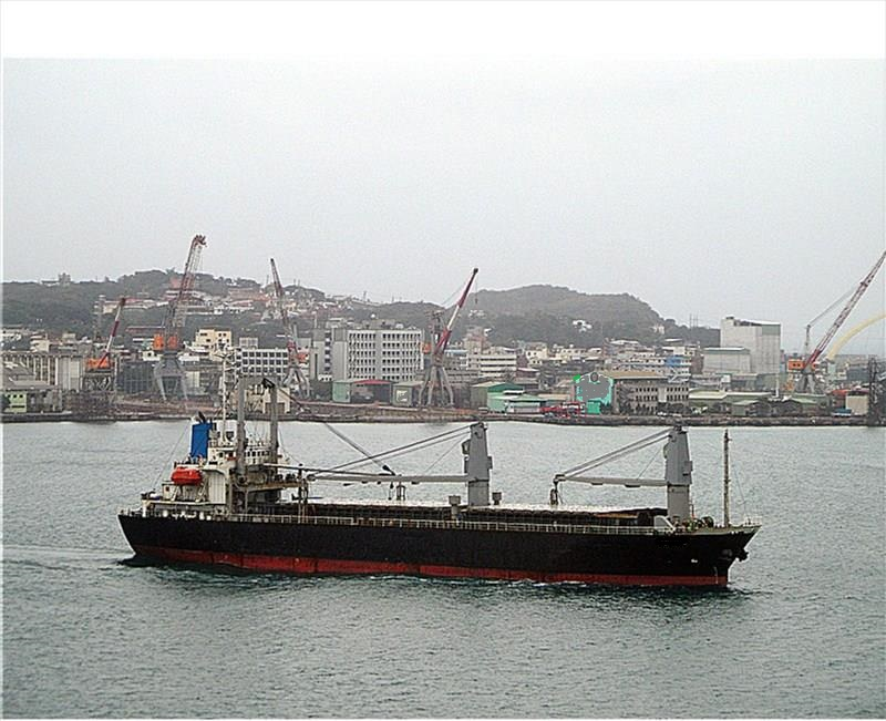 101m General Cargo Vessel Tween Decker - DWT 8143