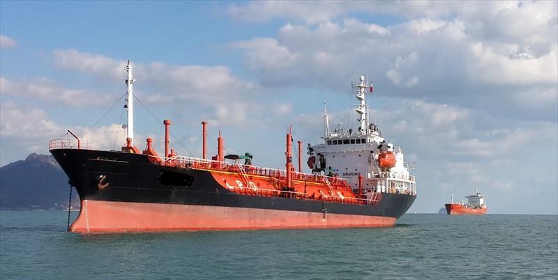 92m LPG Carrier Pressurized Type - DWT 4300 For Sale