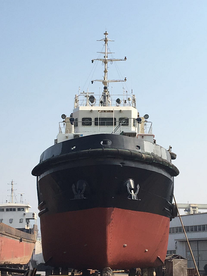 36m Ocean Going Tug Boat - Bollard Pull 47 tons For Sale