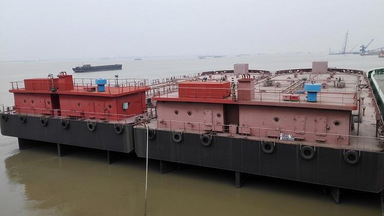 76m Oil Barge 5600 cbm - DWT 4900 For Sale