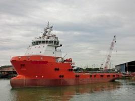 78m Platform Supply Vessel - DWT 4000 For Sale
