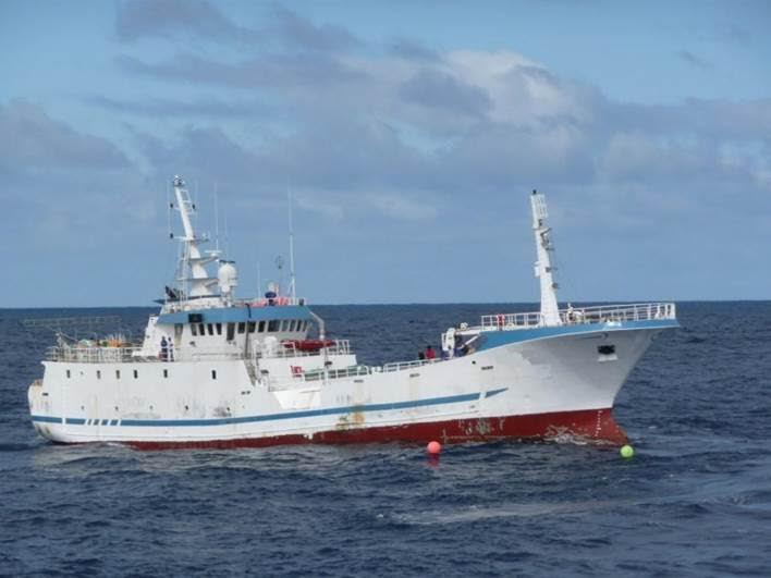 54m Freezing Long Liner - 678 cbm For Sale