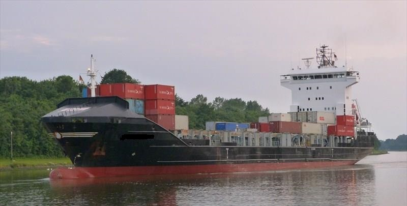 130m Container Feeder Ship 700 TEUs- DWT 8131 For Sale