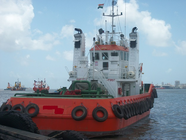 30m Ocean Going Tug Boat 2400hp - Bollard Pull 28t For Sale