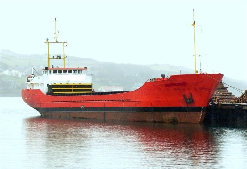 64m General Cargo Vessel - DWT 1450 For Sale