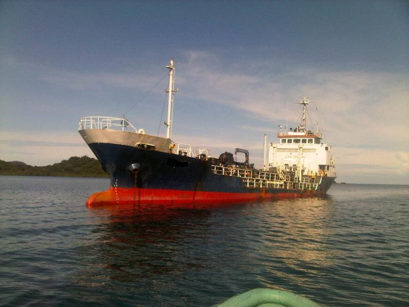 64m Product Oil Tanker - DWT 1065 For Sale