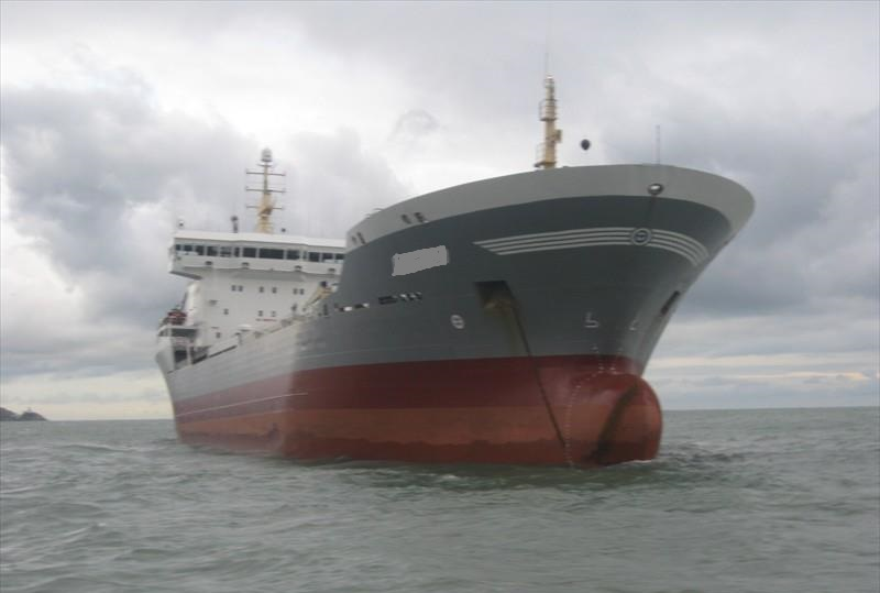 142m Oil Chemical Product Tanker Double Hull - DWT 16755